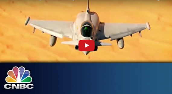 BAE's 3D Printed Fighter Jet – CNBC International