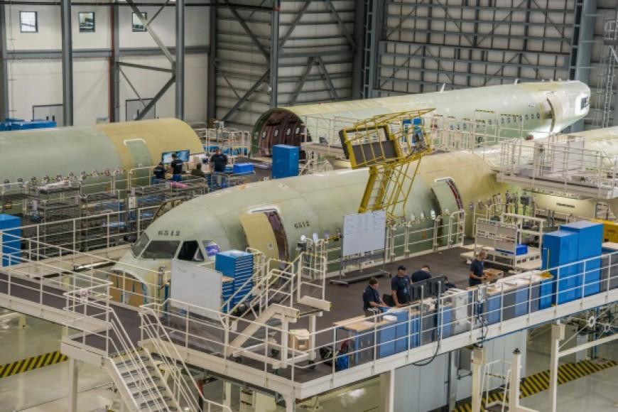 Airbus seeks to 3D print half of its future airplane fleet