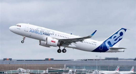 Airbus receives first two highly efficient LEAP-1A engines featuring 3D printed fuel nozzles