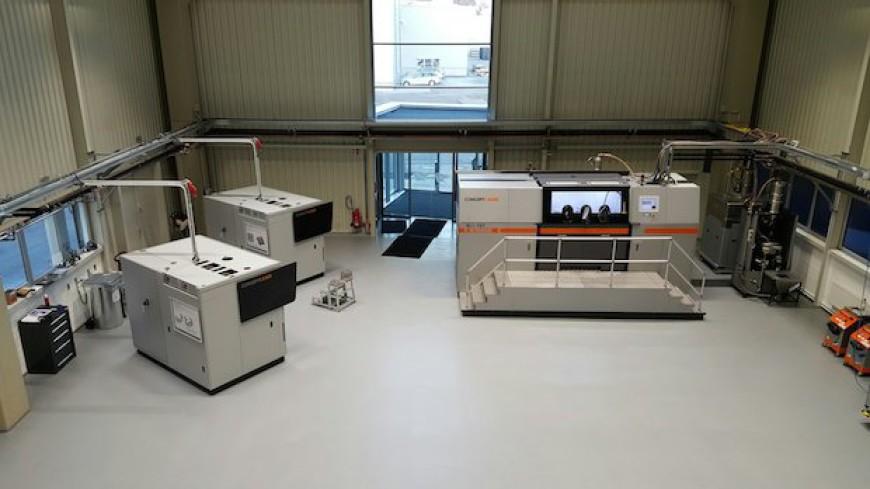 Premium Aerotec begins production of metal 3D printed parts for Airbus Group