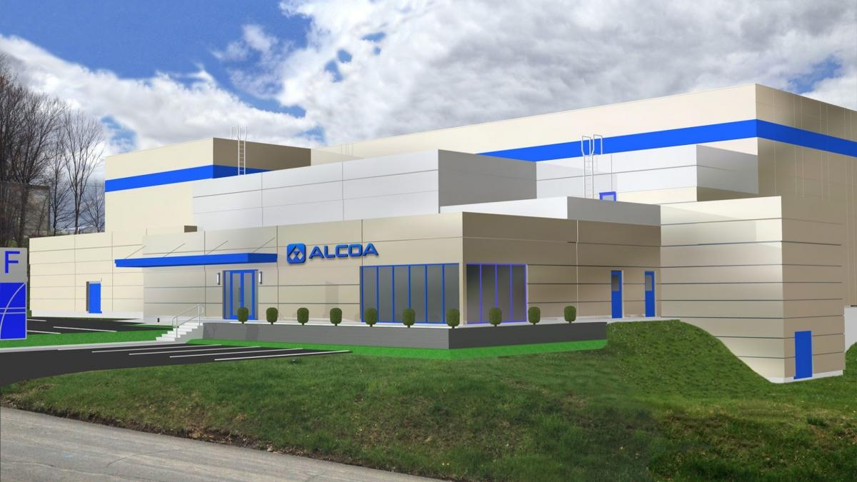 Alcoa Building
