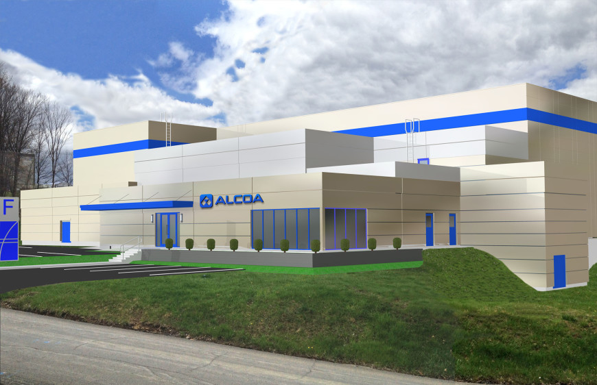 Alcoa moves into 3-D printing for part manufacturing