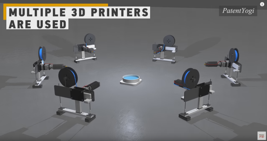 3D Printing of Levitating Objects Patented by Boeing