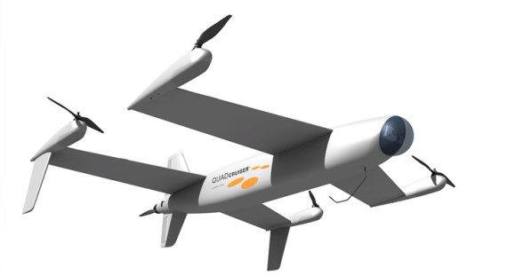 Airbus Group Teams Up with Local Motors to Co-create Commercial Drones