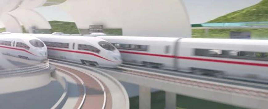 Germany's Deutsche Bahn Planning to 3D-Print Parts for Trains