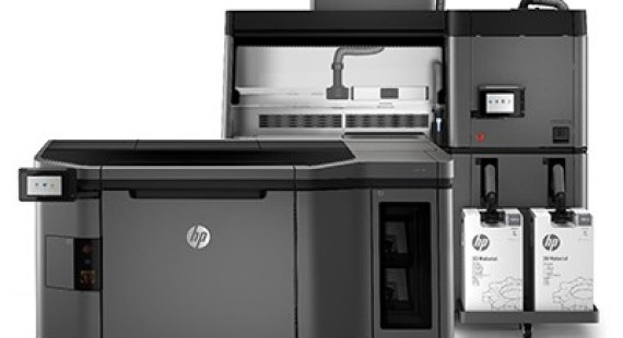 Siemens and HP Come Together with 3DP