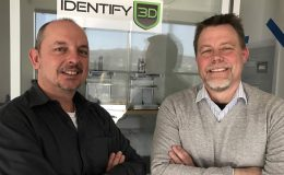3D Printing The Next Five Years by Stephan Thomas, co-founder of Identify3D