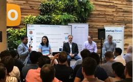 Identify3D CEO Joe Inkenbrandt speaks at Blockchain event organized by the Open Innovation Club & SAP