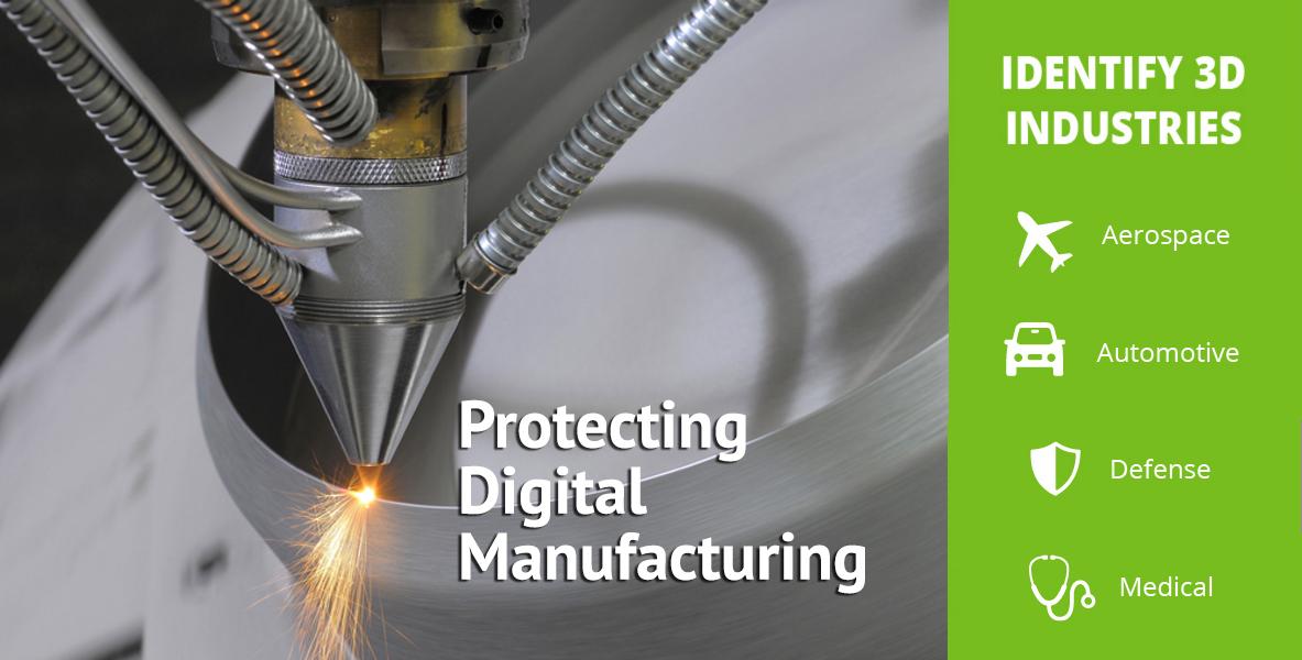 identify3d enabling the digital supply chain