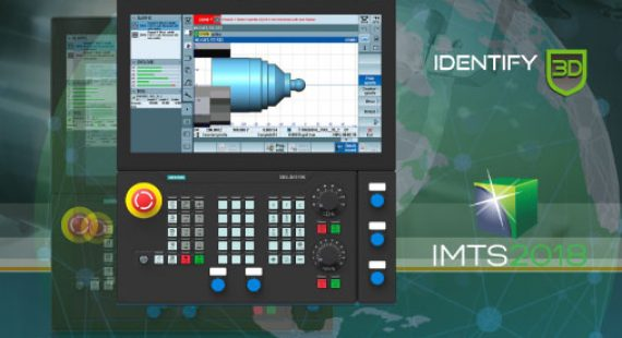 Identify3D Demonstrates its Digital Supply Chain Solution at IMTS 2018